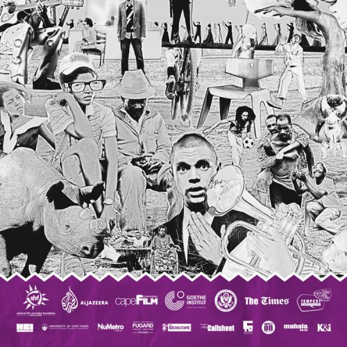 Encounters documentary film festival campaign branding