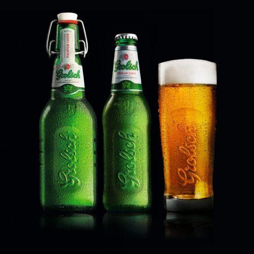 Grolsch branding advertising campaign