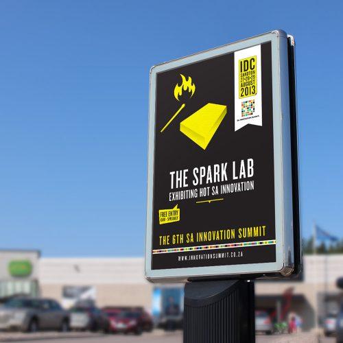 SA Innovation summit campaign branding