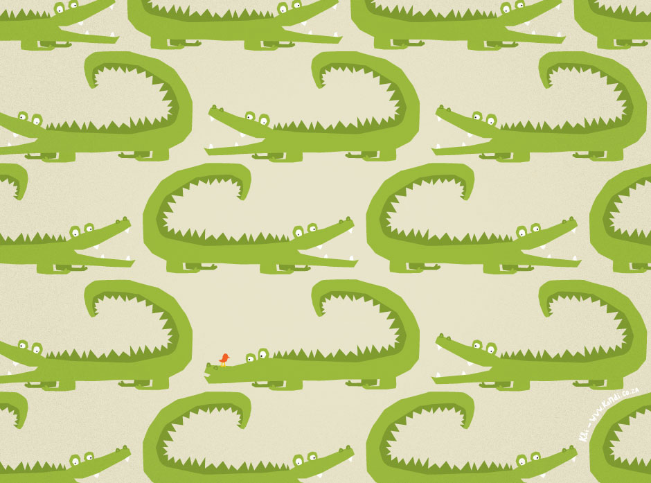 QM-placemats-animals-crocodile