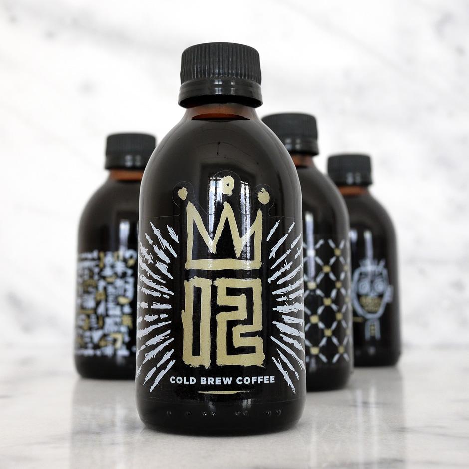 Twelve Royal Cold Brew Coffee